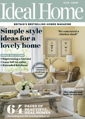 Ideal Home UK  June (2017)