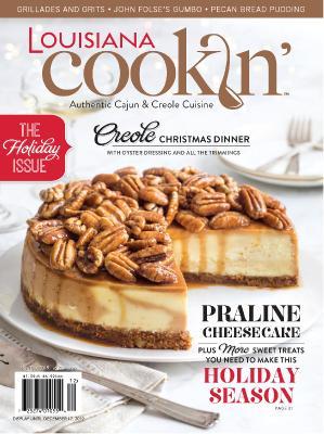 Louisiana Cookin - November - December (2019)