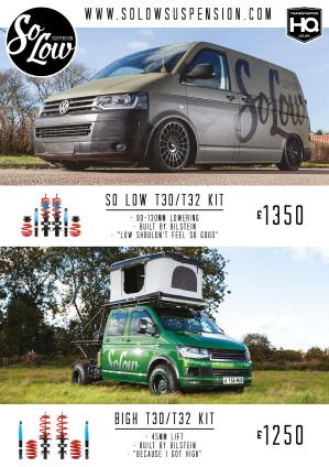 VW Bus T4 & 5 - September (2019)