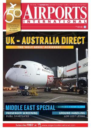 Airports International  April (2018)