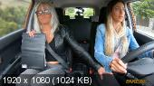 Kathy Anderson, Emily Bright (Learner licks wet pussy for license) [1080p]