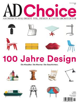 AD Architectural Digest Choice  Nr 1 (2017)