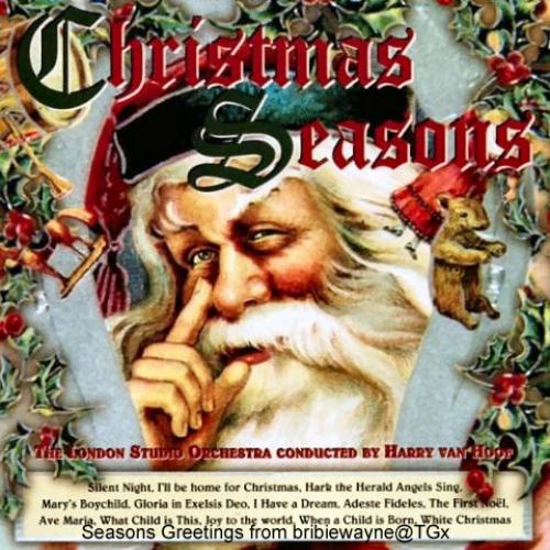 The London Symphony Orchestra   Christmas Seasons   (2002)