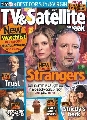 TV & & Satellite Week - 08 September (2018)