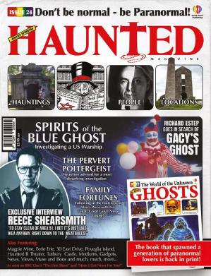 Haunted - Issue 24 - All About Ghosts (2019)