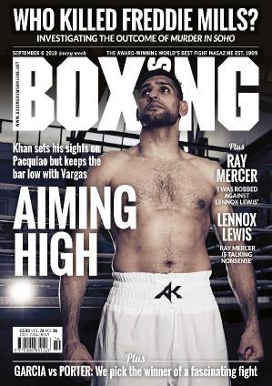 Boxing News  September 06 (2018)